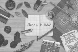 Shine and Humm - Home - Work