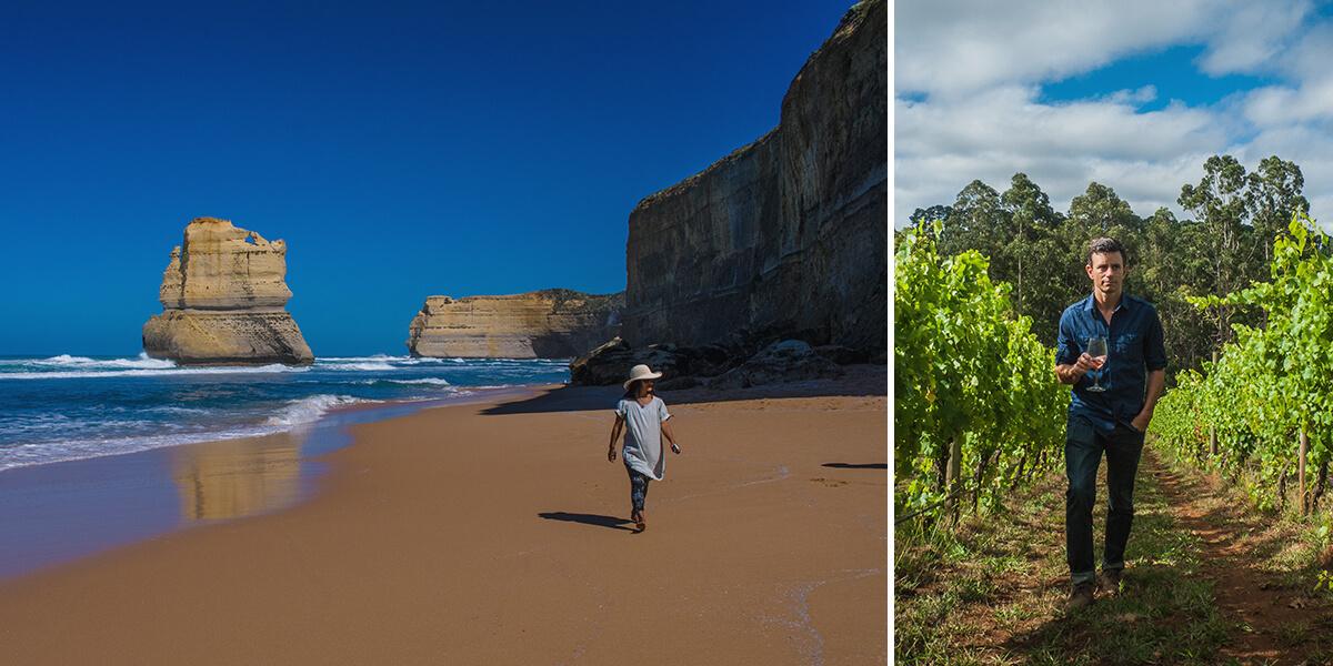 GREAT OCEAN RD, VICTORIA, AUSTRALIA | Polperro Vineyard, MORNINGTON PENINSULA, Australia